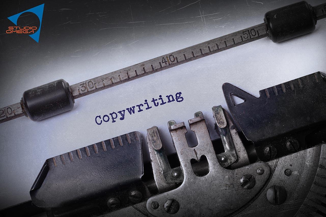 L'importanza dei testi che parlano di voi: il copywriting   STUDIO OMEGA